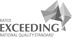 Rated Exceeding, National quality standard